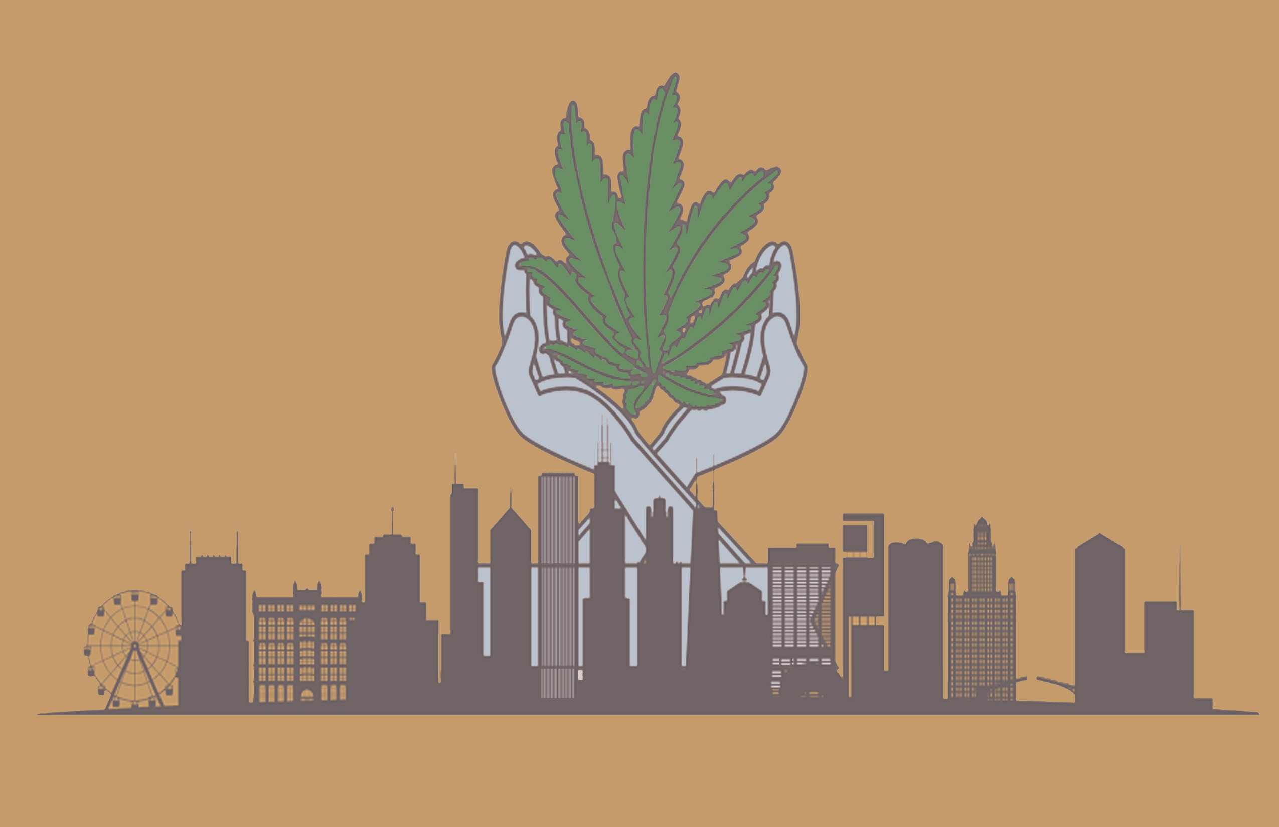 Chicago's Cannabis Culture, Tours, Shops and Lifestyle Products